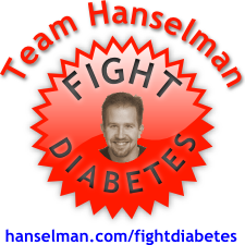 Fight Diabetes with Team Hanselman!