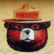 Don't Mess With Smokey, He WILL Eat You.