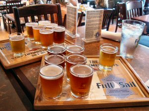 Full Sail Sampler