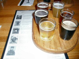 Granite City Sampler
