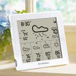 Brookstone Wireless 5-Day Weather Station